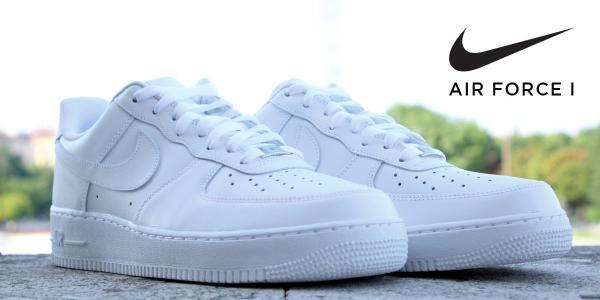 Историята на Nike Air Force I