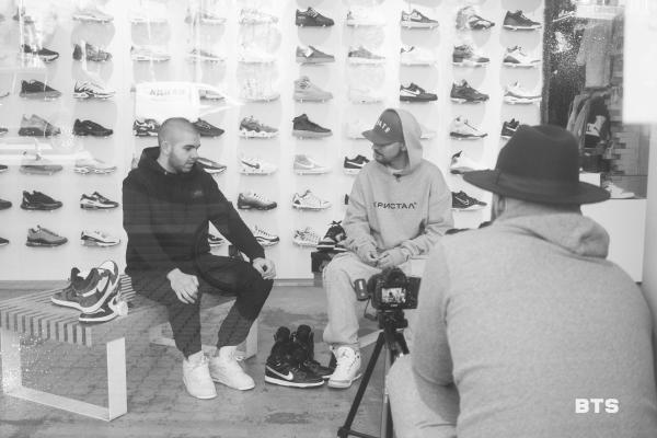 FC Sneakerheads - Сезон 3/Епизод 1 - Емил Ефтимов