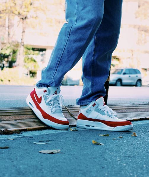 "Air Jordan III ""Tinker"""