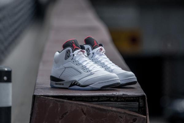 Ново от Jordan във Foot Court