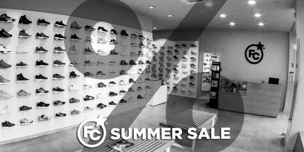 Foot Court Summer Sale!