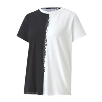 PUMA X KARL OPEN BACK T